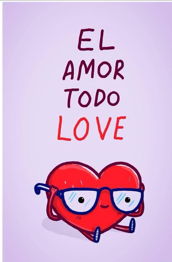 el_amor_todo_love_helsa_camisetas