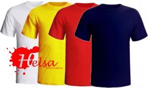 camisetas personalizadas Huelva